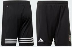 Mexico Home Black Soccer Jersey Shorts 2019 Gold Cup Selecci