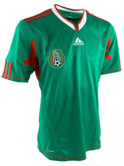 Adidas Mexico Home Men's Soccer Jersey- 2010 World Cup