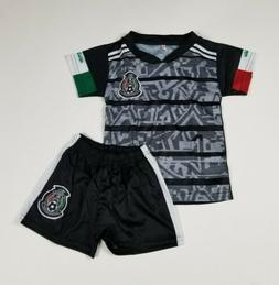 Mexico Kid's Soccer Jersey Futbol Jersey and shorts