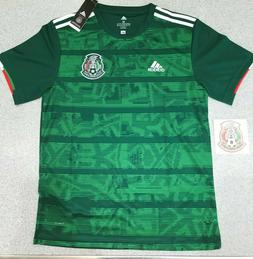 Mexico Men Soccer Jersey Green - Gold Cup 2019 With FREE win