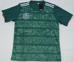 Mexico Men Soccer Jersey Green - Gold Cup 2019 Model Playera