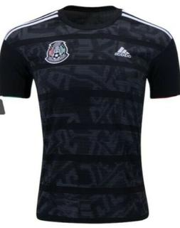 adidas Mexico Mens Official 2019 Home Gold Cup Soccer Footba