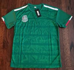 Mexico National Team Soccer Jersey Green Color Generic Jerse