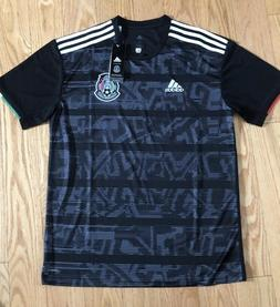 Adidas Mexico Official 2019 Home Gold Cup Soccer Football Je