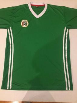 Mexico soccer jersey 2018 size Large