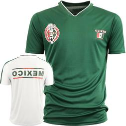 Mexico Soccer Jersey 2018 World Cup uniform Football team Pl