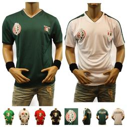 Mexico Soccer Jersey 2018 World Cup Uniform T-Shirt Men Spor