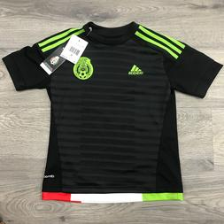 Adidas Mexico Soccer Youth Jersey World Cup 2014 Home Gray $