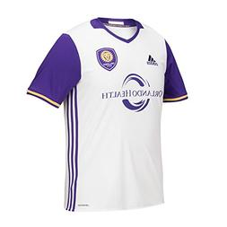 MLS Orlando City SC Youth Replica Jersey, White, Large