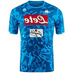 Kappa Napoli SSC Replica Home Shirt 2018-19 Original M