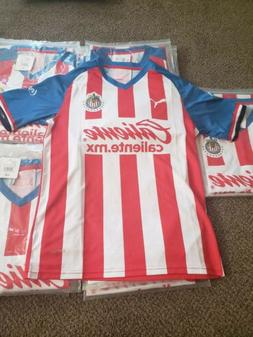 NEW 2019 CHIVAS HOME JERSEY CAMISA NUEVA will have more size