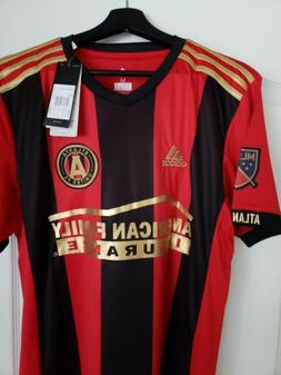 NEW Atlanta United home jersey Adidas replica Martinez #7 So