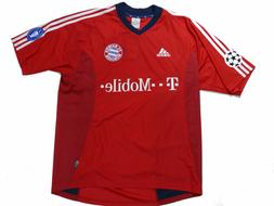 NEW Authentic Adidas Bayern Munich Germany Soccer Jersey - C