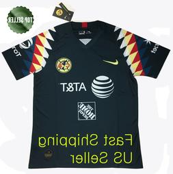 NEW Club America Away Soccer Jersey Nike Futbol 2019-2020 Je