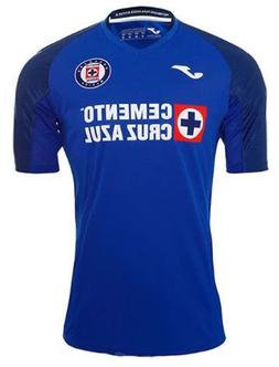 LIGA MX CRUZ AZUL Soccer Home Jersey 2019/2020 Joma Men Size