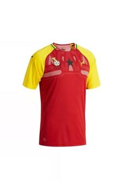 New PUMA Ghana 2018 Home Soccer Futbol Jersey World Cup Chil