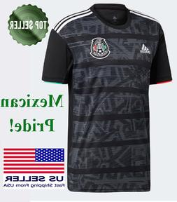 NEW Mexico 2019 Home Soccer Jersey Copa Oro Seleccion Mexica