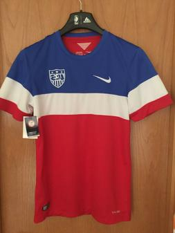 8bfc0989a NEW Nike USA National Team 2014 Away Soccer Jersey 578026-6