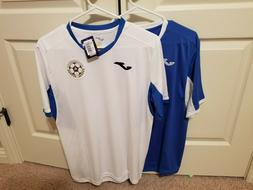 Joma Nicaragua 2019 Gold Cup soccer jersey - White X-Large