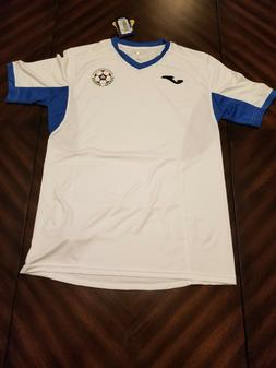 Joma Nicaragua 2019 soccer jersey - Home white