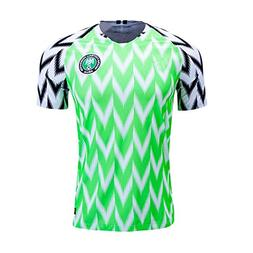 Nigeria Jersey Mens 2018 Russia World Cup Home Adult Nationa