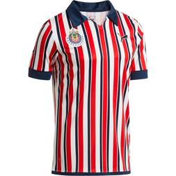 nwt chivas home club world cup jersey