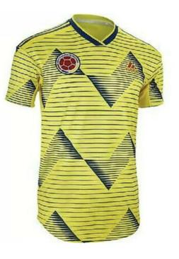 NWT Adidas Colombia 2019 Home Soccer Football Jersey Men's M