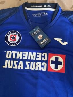 NWT Cruz Azul Home Jersey 2019/2020 Joma local Xl extra larg