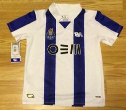 NWT New Balance FC Porto Toddler Soccer Jersey Size 4-5 Year