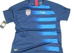 Nike Player-Issue/Authentic USA US Soccer Vapor Match Away J