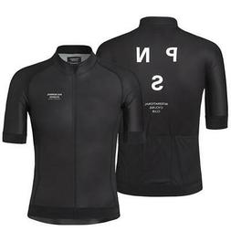 Pro Team PNS 2019 Summer Short Sleeve Cycling Jersey For Men
