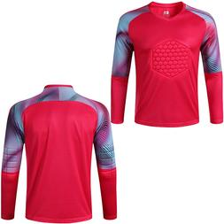 Professional Goalkeeper Uniforms Adult Sport Football Goalke