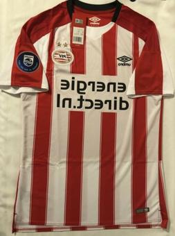 psv home soccer jersey adult size small