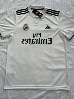 Adidas Real Madrid 2018 Soccer Jersey climalite MSRP $90 NWT