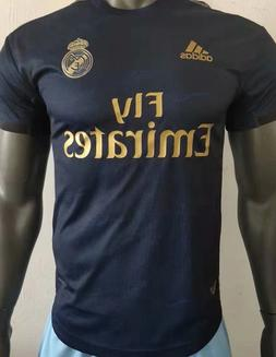 REAL MADRID 2019/20 AWAY  PLAYER VERSION SOCCER JERSEY AUTHE