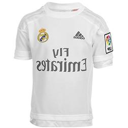 Real Madrid Kids  Home Jersey 2015 - 2016
