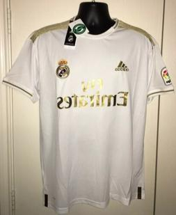 Adidas Real Madrid Home Soccer Jersey 19/20 Adult Large