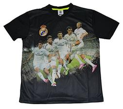 Real Madrid Jersey Soccer Photo Boys Youth Kids Cristiano Ro
