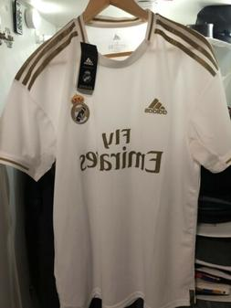 adidas Real Madrid Official 2019 2020 Home Soccer Football J