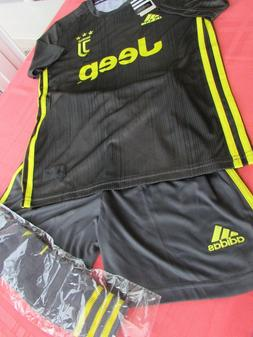 Adidas Ronaldo Soccer Jersey /Shorts / Socks Set - Youth Siz