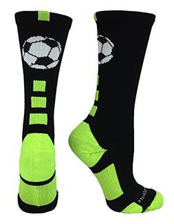Soccer Ball Crew Socks