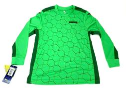 Joma Soccer Goal Keeper Green Jersey Adult Mens