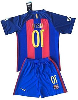 Soccer Jersey Messi kid's L for 8-9 year old