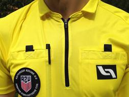 USSF Soccer Referee jersey. PRO Style TRULY THE BEST quality