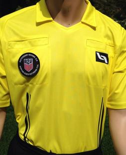 Soccer Ref jersey. NEW  USSF style. TRULY THE BEST quality.