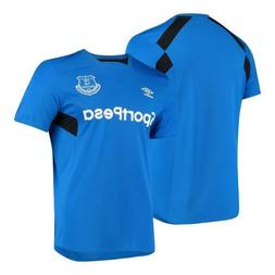 Soccer Training Jersey X-Large Electric Blue/Black Everton G