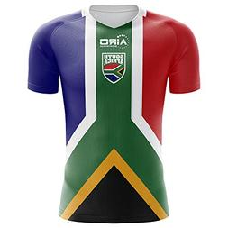 dc1fc616f30 Airo Sportswear 2018-2019 South Africa Home Concept Football