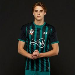 NWT SOUTHAMPTON FC 2017/18 Away Under Armour Soccer Jersey F