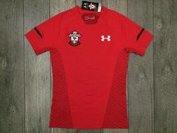 Under Armour Southampton FC EPL Soccer Jersey Mens Size Smal