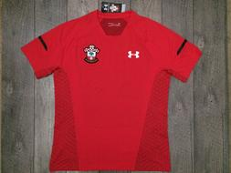 Under Armour Southampton FC EPL Soccer Jersey Mens Size XL R